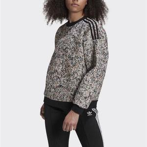 Adidas Originals Sweatshirt Brazilian Oversized Slouchy Crew Neck Size XL